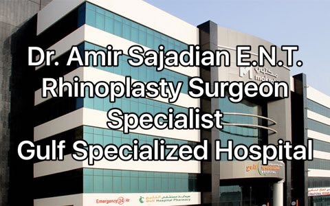 Rhinoplasty in oman