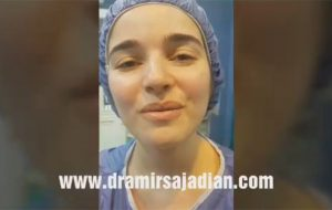 A patient from Dubai